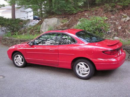 img_1 ... & Good condition Red 1999 Ford ZX2 Escort Sport in Boylston ... markmcfarlin.com