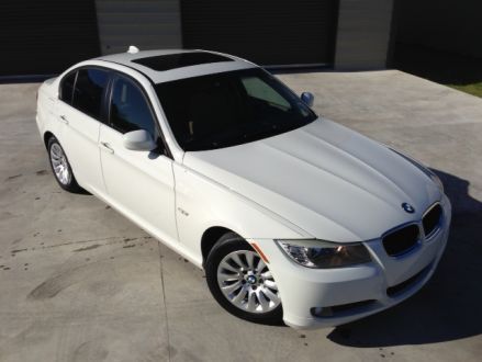 Moss Motors New Iberia >> Mint condition White 2009 BMW 328 in New Iberia, Louisiana