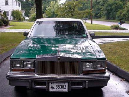 1976 Cadillac Seville Hardtop