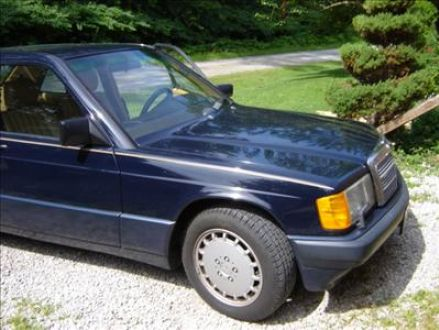 1989 Mercedes - Benz E 190