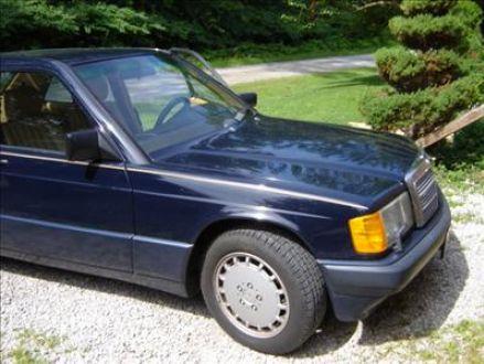 1989 Mercedes - Benz E 190